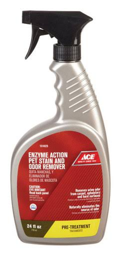 Ace Enzyme Action Pet Stain & Odor Remover - 709ml