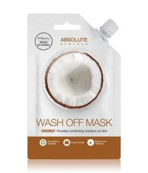 Absolute New York Spout Mask (SFMS14 - Coconut Wash OFF)
