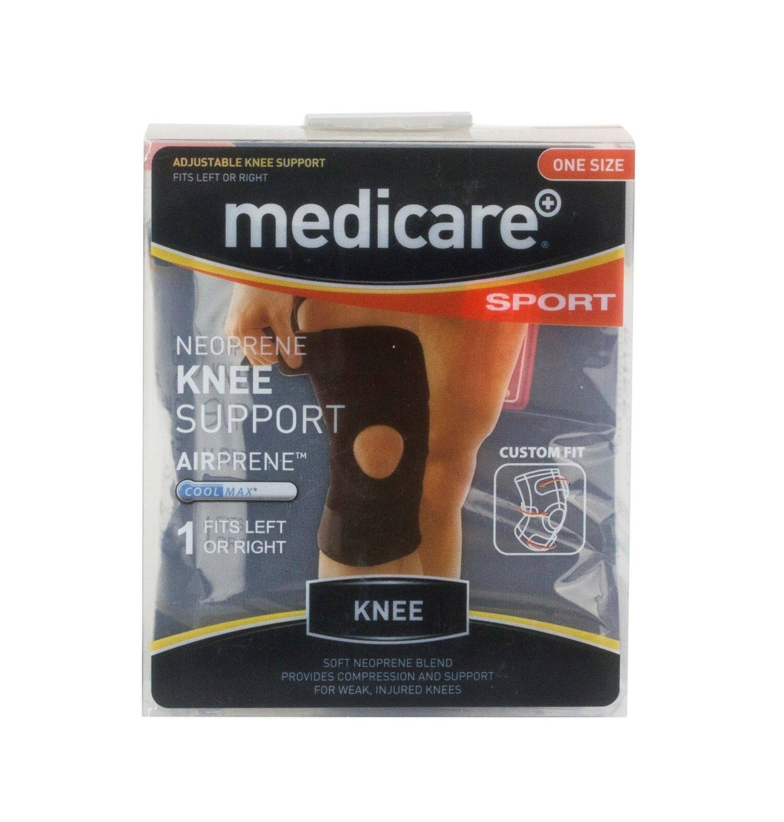 Medicare Sport Neoprene Knee Support