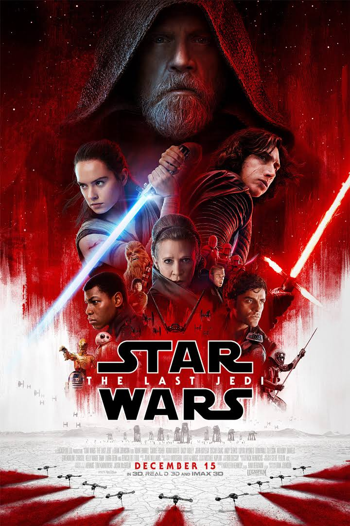 Star Wars: The Last Jedi-Star Wars: Episode VIII - The Last Jedi