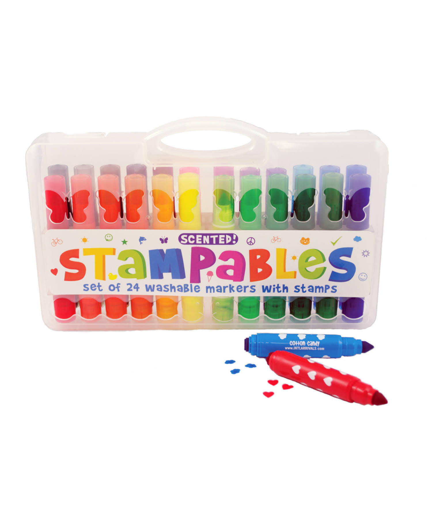 Stampables Scented Markers - 24 colors