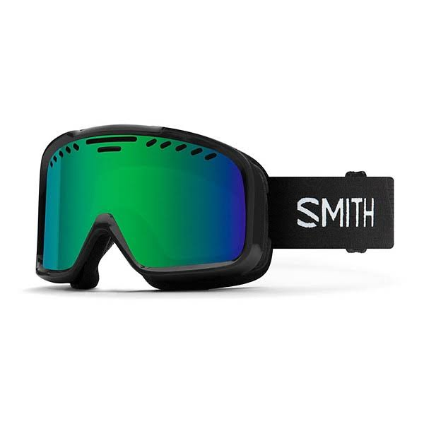 Smith Project Snow Goggles - Black Green