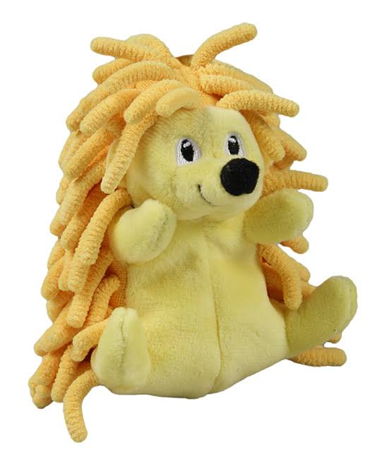 SmartPetLove Tender-Tuffs - Tiny (Yellow Hedgehog)