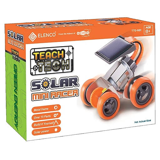 Teach Tech Solar Mini-Racer