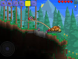 Terraria Halloween Event Solo by The Terraria Times Corruption Control And Battling Bosess Tricks