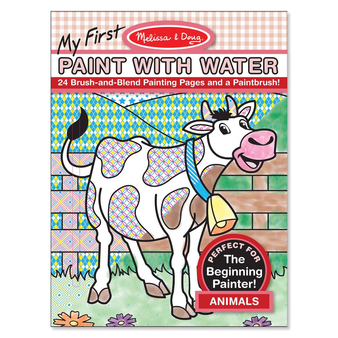 Melissa & Doug My First Paint With Water - 29 Pages