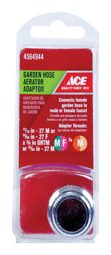 Ace Garden Hose Adapter