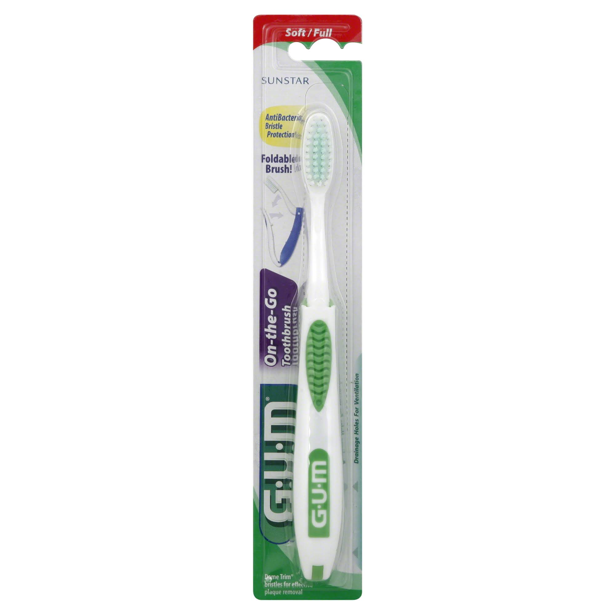 Gum Travel Toothbrush
