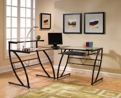 Small Corner Computer Desk Target by Best 80 L Shaped Home Office Inspiration Design Of Top 25 Best