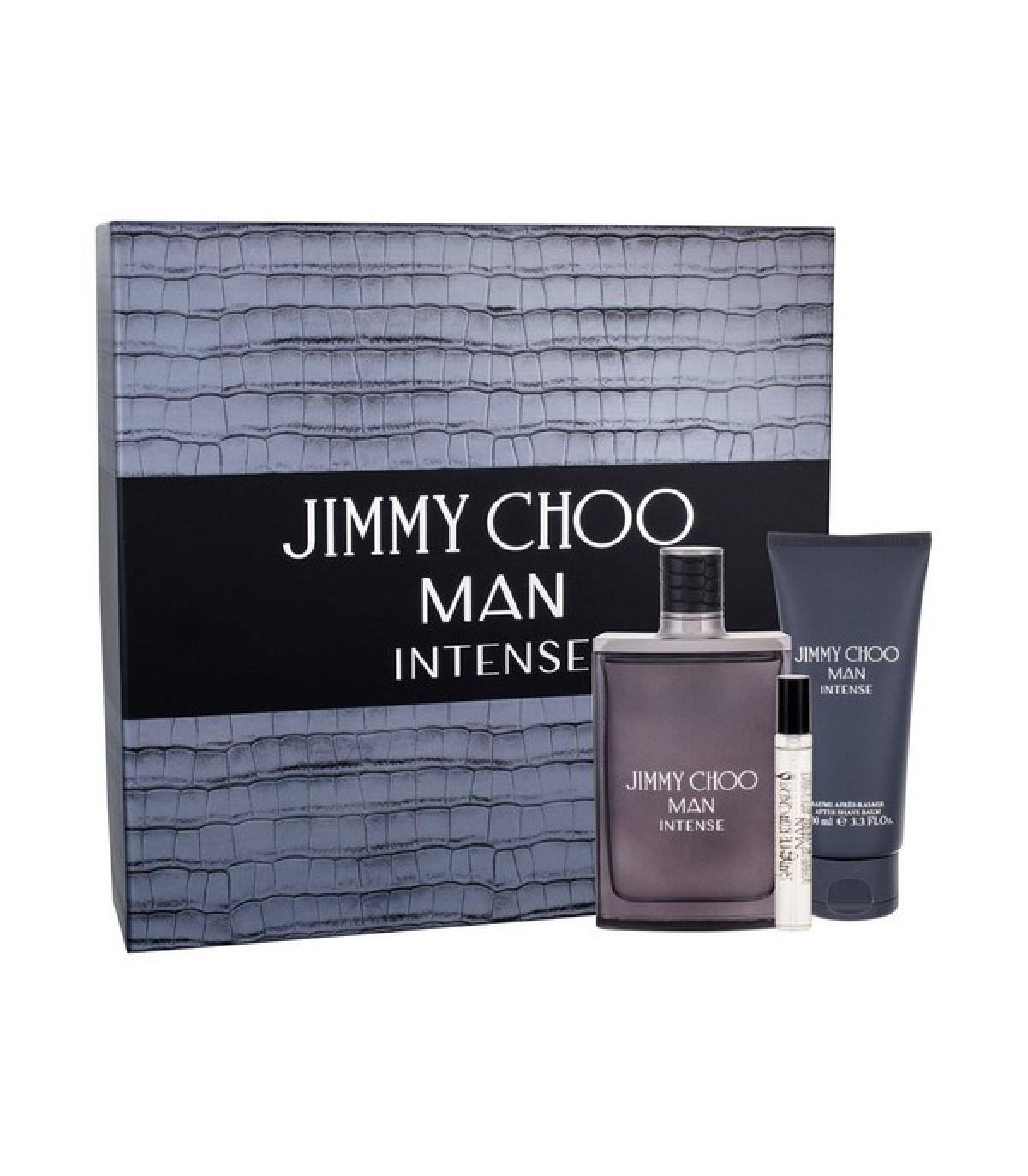 Jimmy Choo Man Intense Eau de Toilette 3 Pcs Gift Set