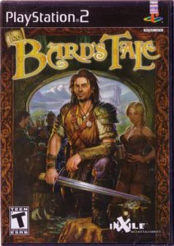 The Bard's Tale - Playstation 2