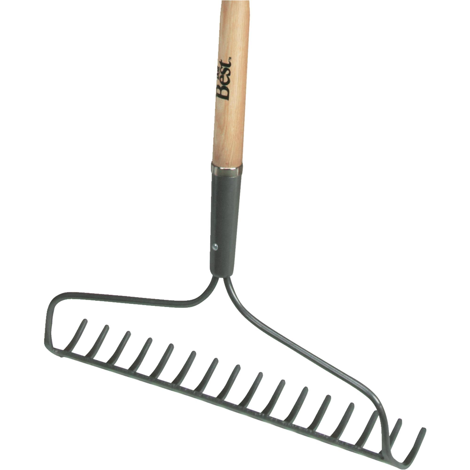 Do it Best Garden Rake