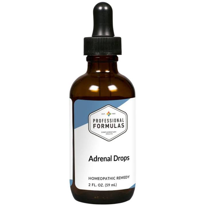 Professional Formulas - Adrenal Drops - 2 fl. oz (59 ml)