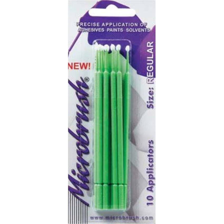 Microbrush - Regular Size, Green