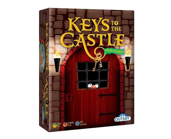 Outset Media Keys to The Castle Tile Game