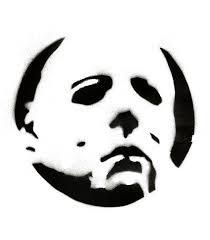 Wolf Pumpkin Stencils Free Printable by Michael Myers Stencil By Rileymillion D6ixf8w Jpg 838 954