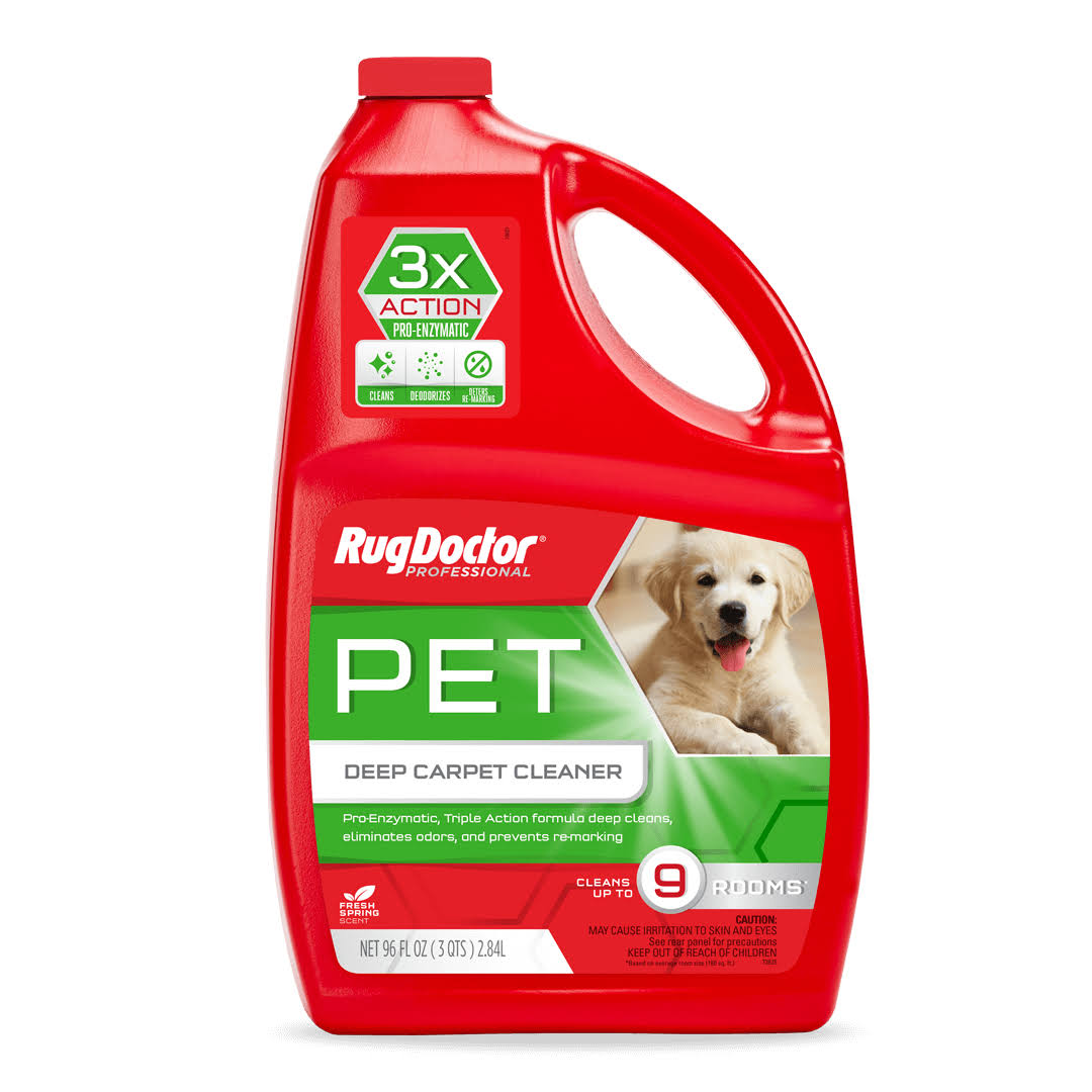 Rug Doctor Professional Pet Stain Remover Spray - 24oz