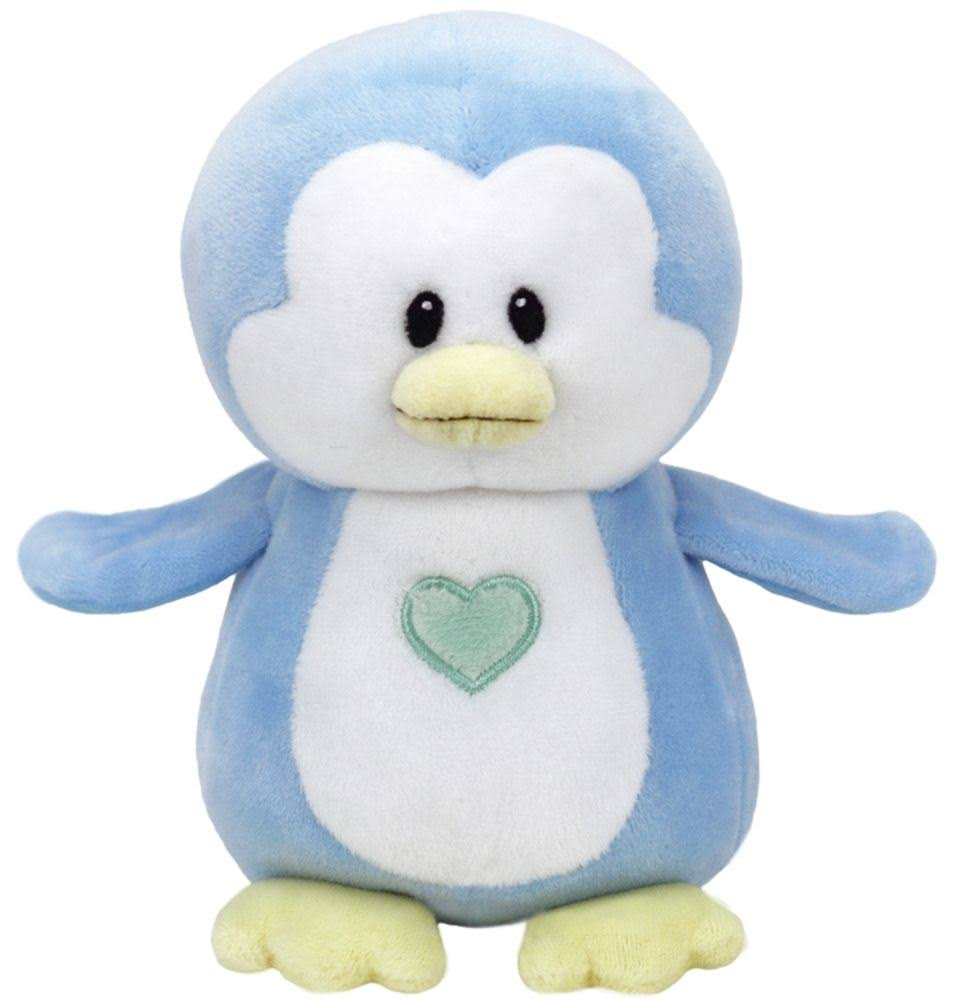 Ty Baby Twinkles The Blue Penguin