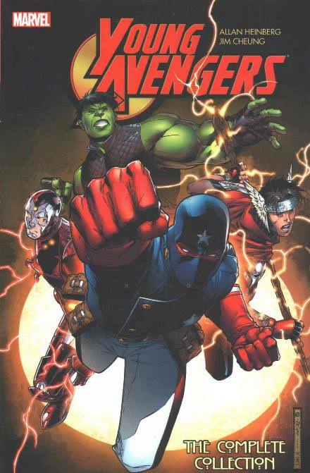 Young Avengers: The Complete Collection - Allen Heinberg