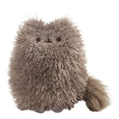 "Gund Pusheen's Little Brother Pip Plush - 7.5"", Cat Gray"