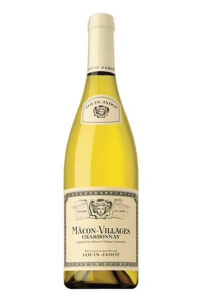 Louis Jadot Macon-Villages Chardonnay, France (Vintage Varies) - 750 ml bottle