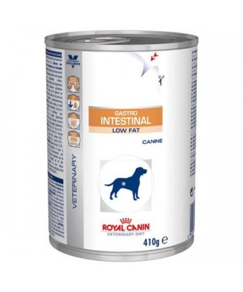 Royal Canin Dog Gastro Intestinal Low Fat Dog Food - 410 g