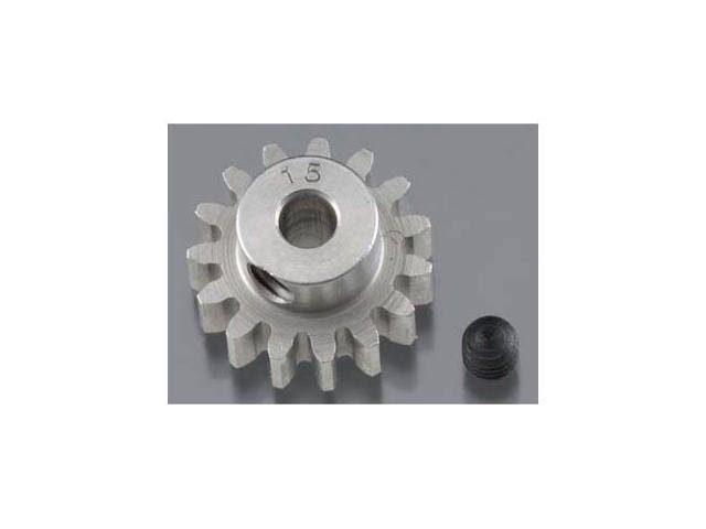 Robinson Racing 1715 Hardened 32p Absolute Pinion Gear - 15t