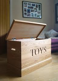 Build Wooden Toy Chest by The Ultimate Christmas Gift A Children U0027s Personalised Toy Chest
