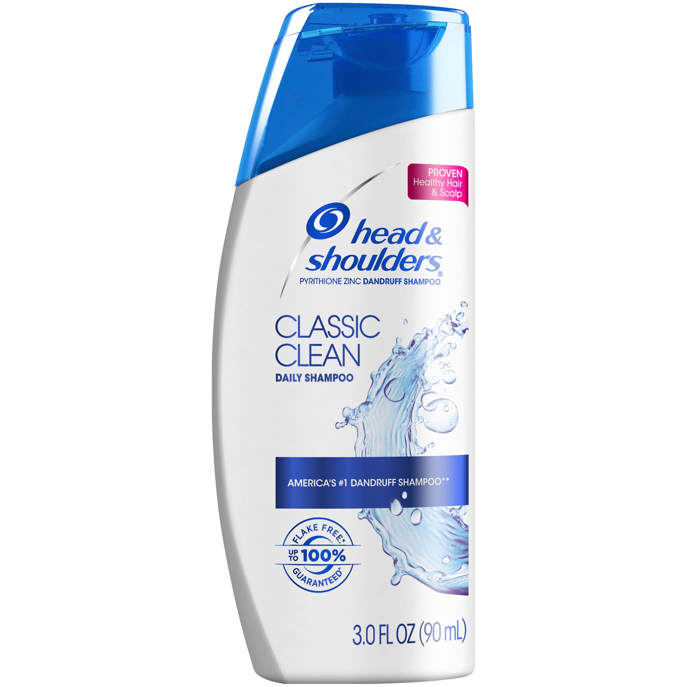 Head & Shoulders Anti-Dandruff Shampoo - Classic Clean, 3fl.oz