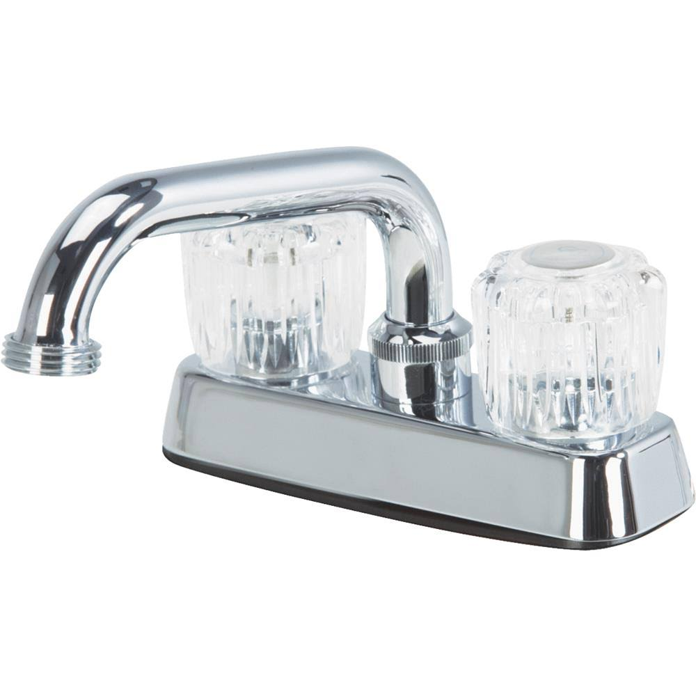 Globe Union Laundry Faucet - Chrome