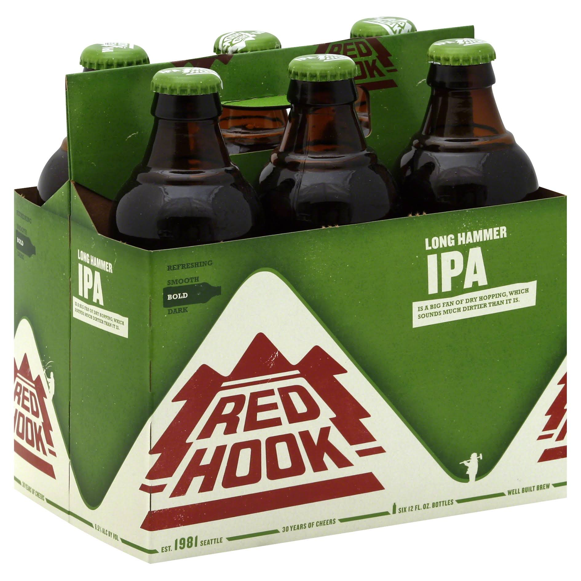 Red Hook India Pale Ale - 6 Pack