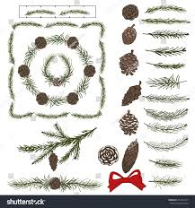 Pine Cone Christmas Trees For Sale by Spruce Green Branchespinecones Brusheschristmas Treegreen