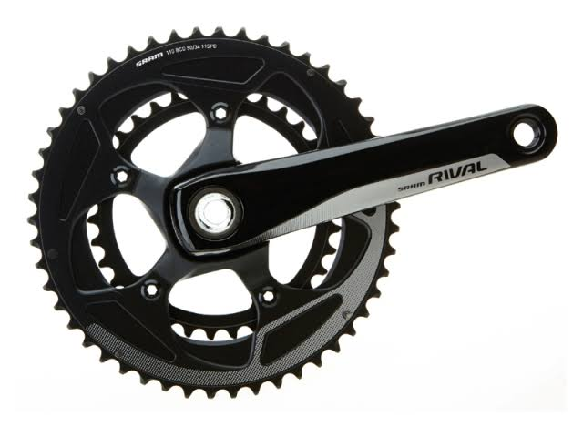 Sram Rival22 Cycling Crank Set - 172.5mm