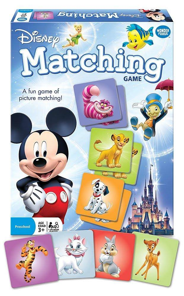 Disney Matching Game