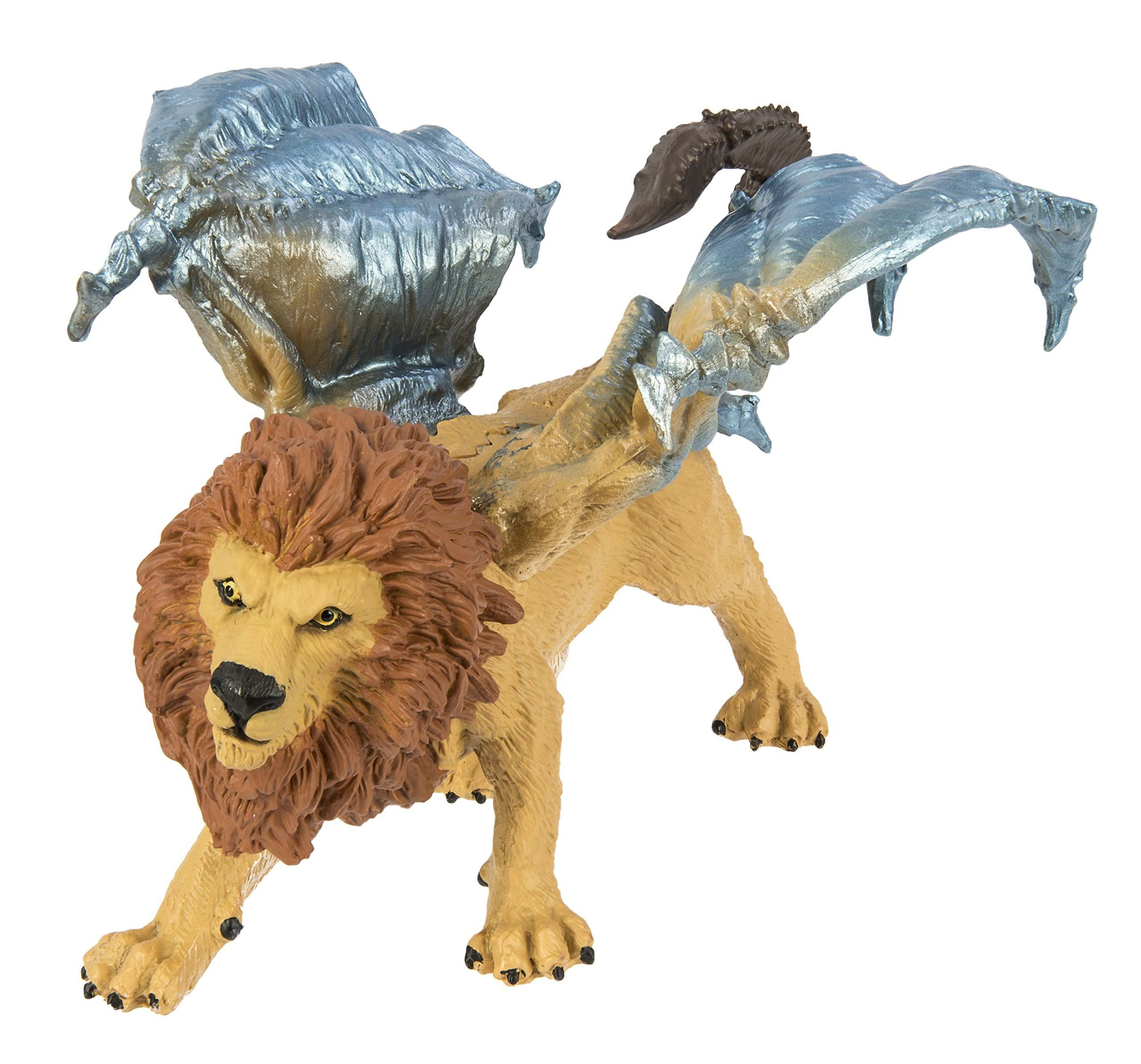 Safari Mythical Realms Manticore Miniature