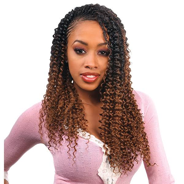 Freetress Synthetic Crochet Braid Water Wave 22 inch (4)