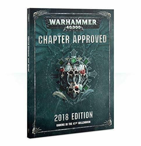 Warhammer 40000 Chapter Approved 2018 Edition – Emerald Hobbies