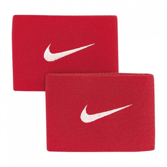 Nike Guard Stay II Shin Gurad Holder - University Red/White, One Size