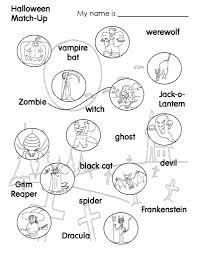 Scary Halloween Coloring Pages Online by Halloween Coloring Worksheets Contegri Com