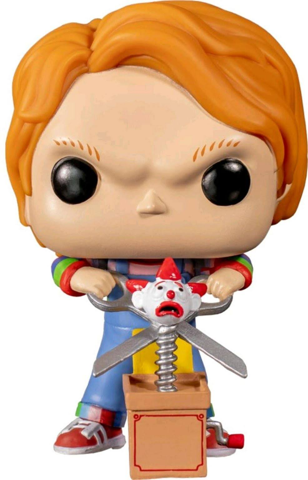 Pop! Movies Chucky with Buddy and Scissors Pop! Vinyl Figure