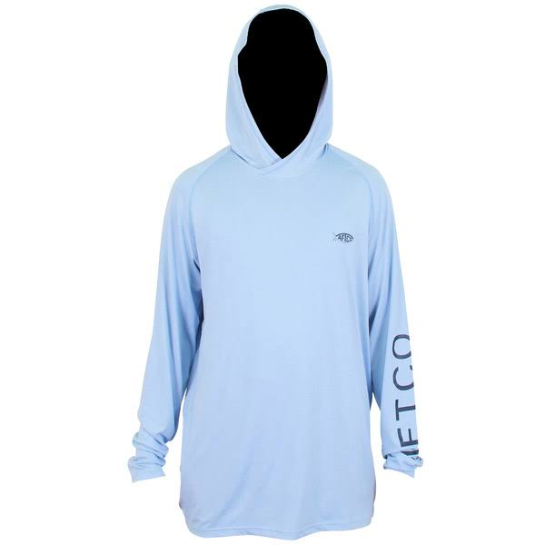 Aftco Samurai 2 LS Hooded Shirt