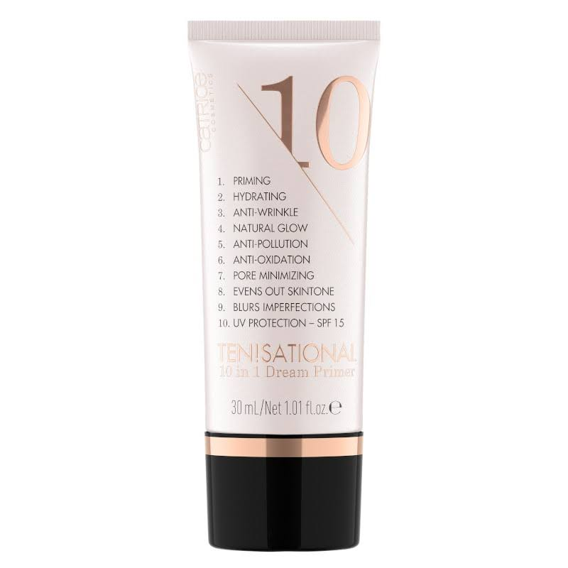 Catrice Make-up Primer Ten!sational 10 in 1 Dream Primer - 30ml
