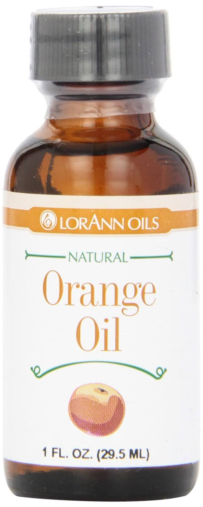 Lorann Natural Flavoring Oils - Natural Orange Oil, 1oz