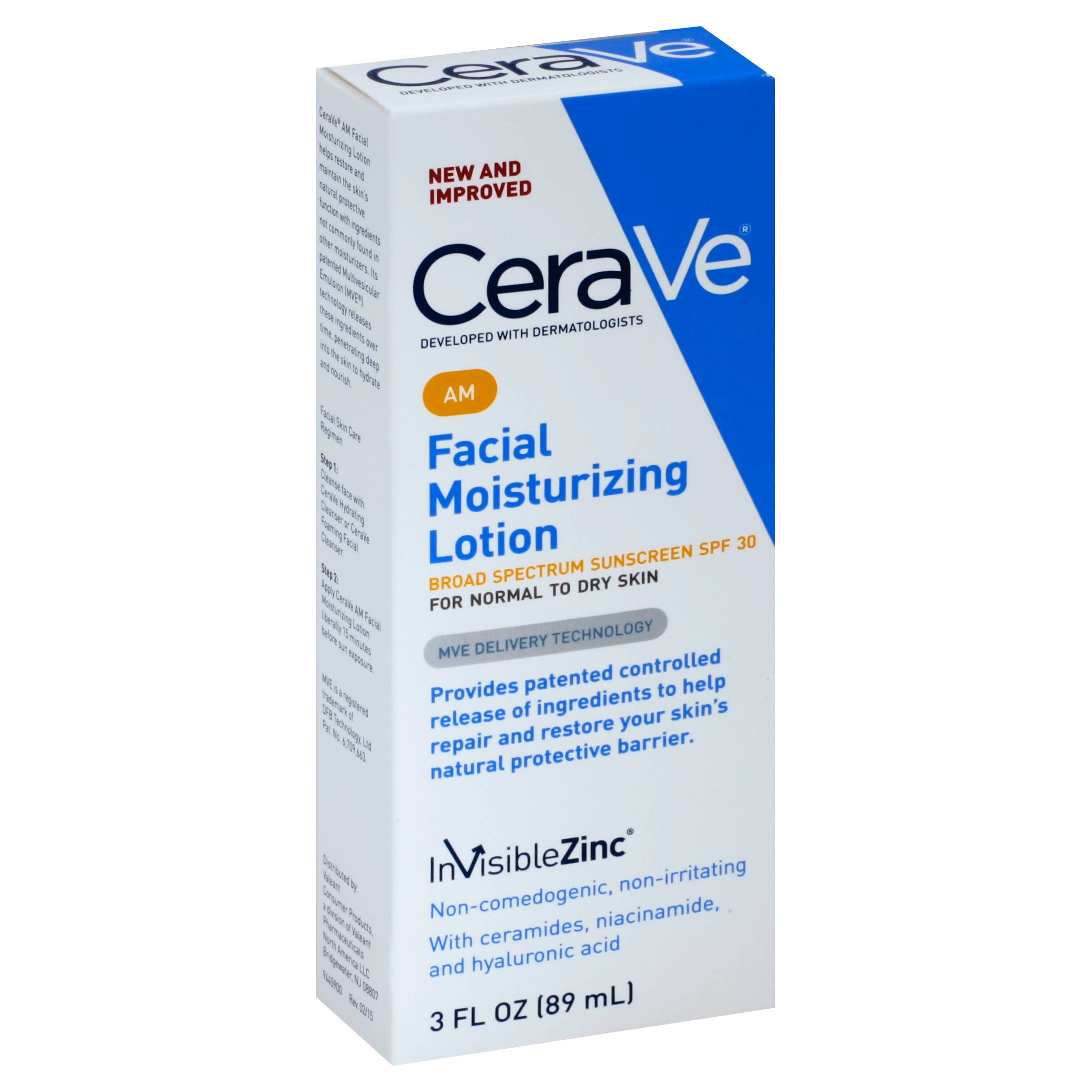 Cera Ve Facial Moisturizing Lotion - 89ml