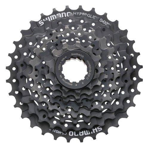 Shimano Altus HG31 Bike Cassette - 8 Speed, 11-30t