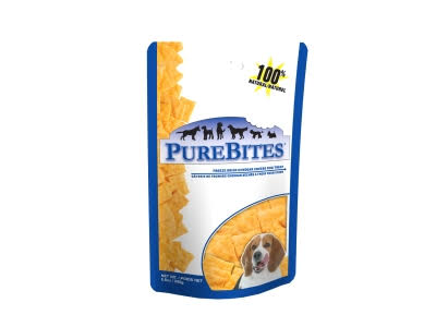 Purebites Cheddar Cheese Dog Treats - 8.8oz