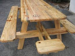 wooden folding picnic table and chairs with ideas gallery 1236