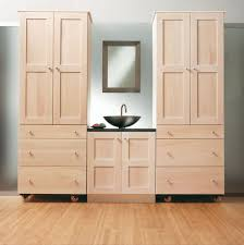 Tall Narrow Linen Cabinet With Doors by Wall Storage Cabinets Design House 26inch By 30inch Richland 2