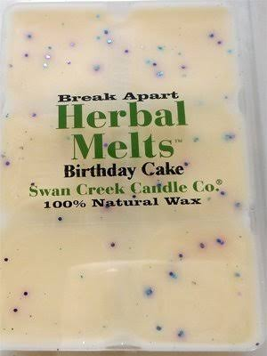 Swan Creek Drizzle Melts- Birthday Cake