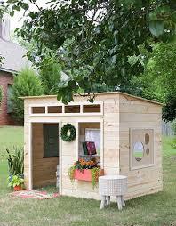 31 free diy playhouse plans to build for your kids u0027 secret hideaway